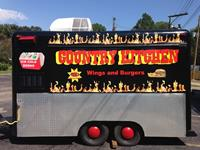 Country Kitchen Food Trailer